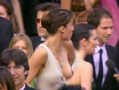 Sophie Marceau Wardrobe Malfunction